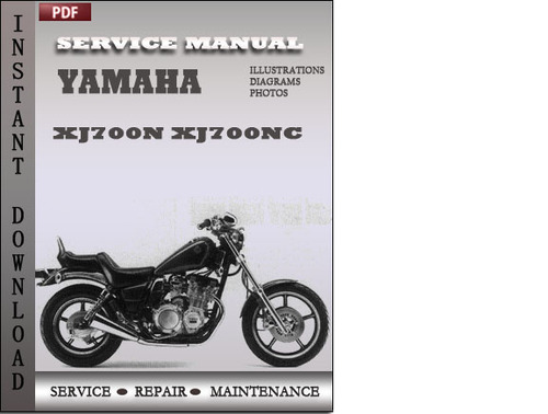 yamaha xj700n xj700nc factory service repair manual download down rh tradebit com Clymer Manuals 2015 Chevy Cruze Factory Service Manual