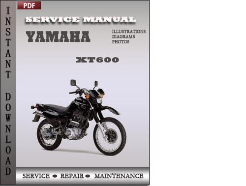 yamaha xt600 factory service repair manual download download manu rh tradebit com yamaha xt 600 workshop manual pdf yamaha xt 600 workshop manual pdf