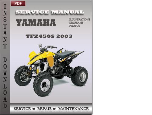 2006 yamaha kodiak 450 service manual
