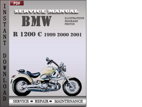 bmw r 1200 c owners manual