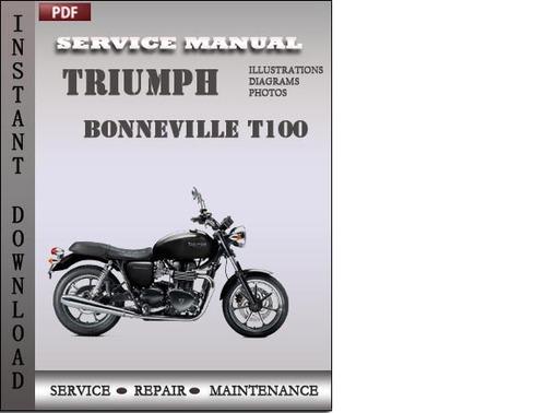 2013 triumph bonneville service manual