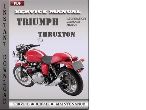 triumph repair manual pdf