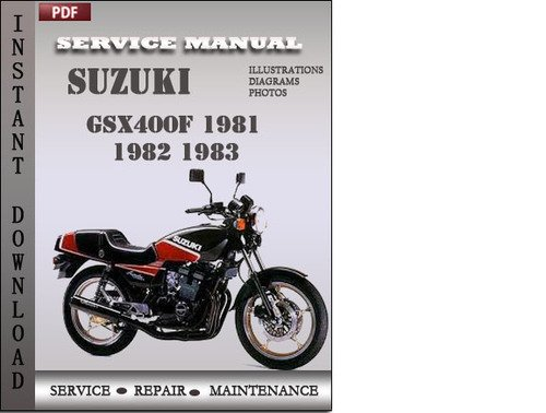 pin 1983 suzuki gsx400f for sale trade motorcycles