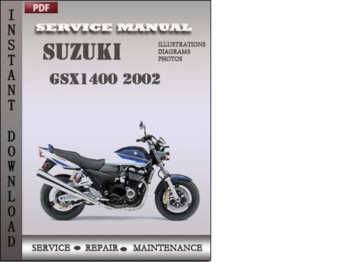 suzuki gsx1400 2002 factory service repair manual download downlo rh tradebit com suzuki gsx1400 owners manual suzuki gsx 1400 service manual free download