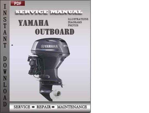 yamaha 115 outboard service manual