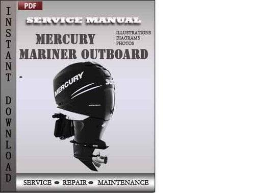 mercury mariner outboard 20jet 20 25 hp 2 stroke factory service re rh tradebit com Mercury 20Mh Mercury 25 HP 2 Stroke