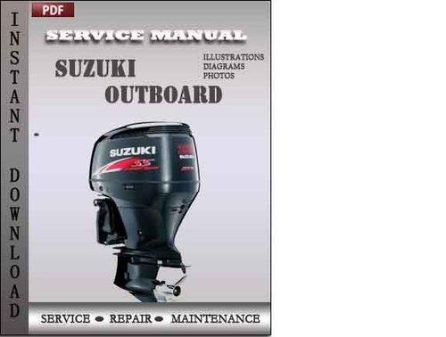 Suzuki Outboard Periodic Maintenance Schedule