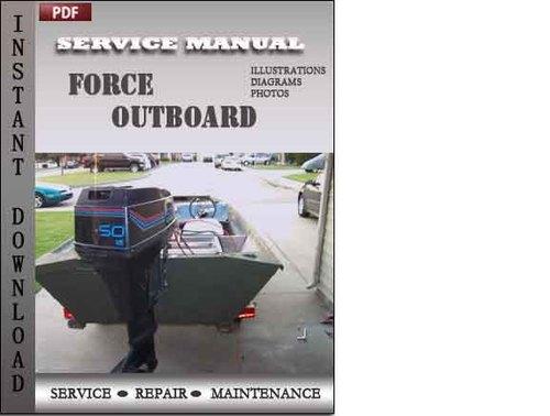 85hp Mercury Force Manual