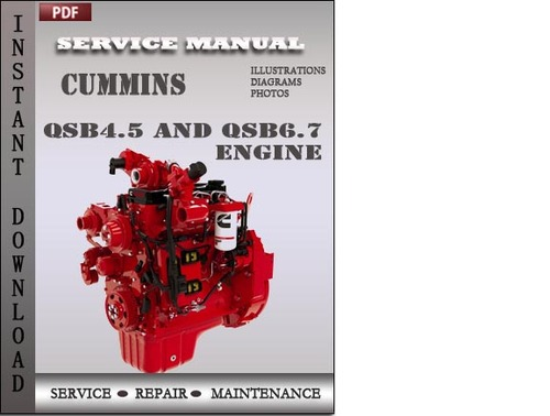 Cummins Qsb 4 5 And Qsb6 7 Engine Operation And