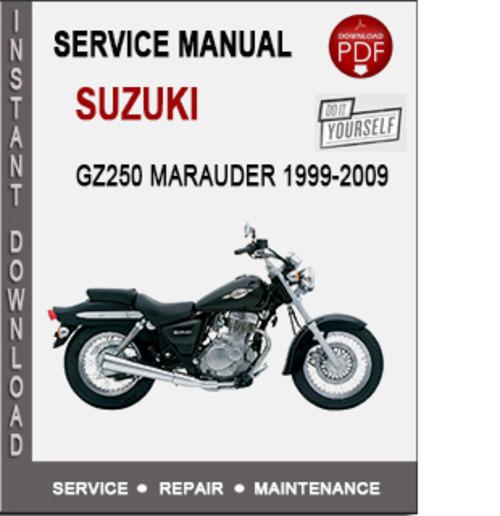 Suzuki Gz250 Marauder 1999