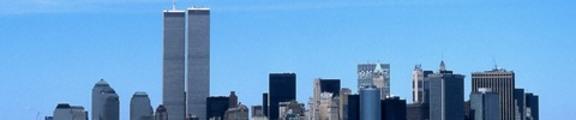 Thumbnail New York City Skyline, summer 1999, web banner photo