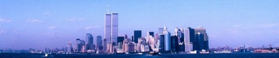 Thumbnail New York City Skyline, summer 1999, web banner photo