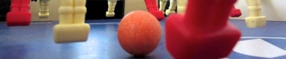 Thumbnail Foosball feet, web banner photo