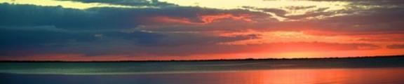 Thumbnail Florida Keys Sunset, Web Banner Photo