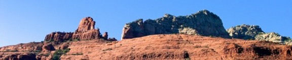 Thumbnail Red Rocks, Sedona, AZ, web banner photo