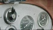 Thumbnail Old Car Dashboard pan, flickering film