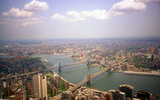 Thumbnail View from the top of the World Trade Center, 1999