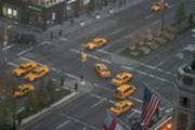 Thumbnail 9 Taxis , Park Ave, New York City