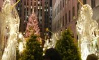 Thumbnail Rockefeller Center Christmas tree and decor, NYC