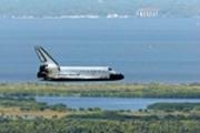 Thumbnail Return to Earth, Space Shuttle Atlantis