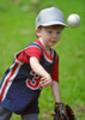Thumbnail Little boy throwing baseball