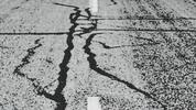 Thumbnail Utah Hiway Black & White Pan, flickering film