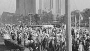 Thumbnail Blimp over the 1933 Chicago Worlds Fair
