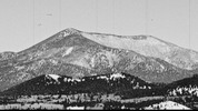 Thumbnail Winter Mountains in Black & White