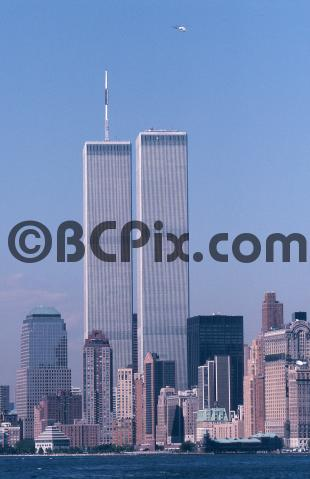 Pay for World Trade Center, New York City, 1999