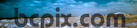 Pay for Sand Dunes, Color Infrared, Web Banner Photo
