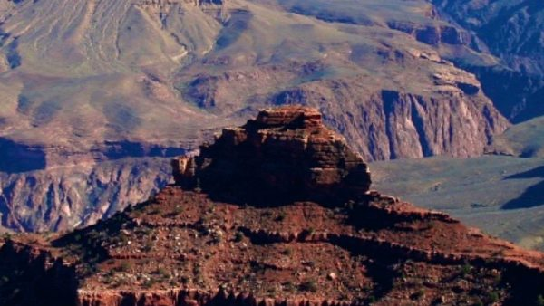 Pay for Pullback shot of the Grand Canyon