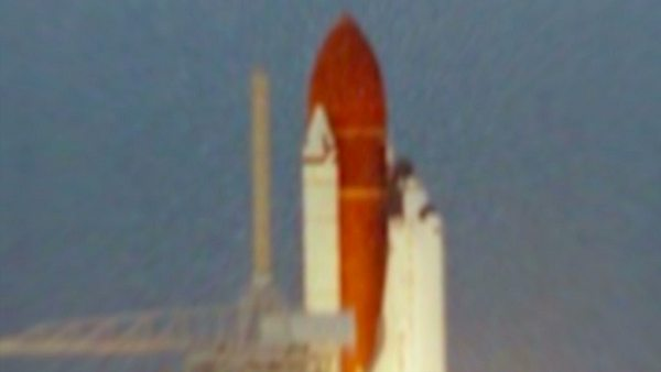 Pay for Space Shuttle Blast-off