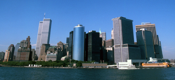 Pay for New York City Skyline, summer 1999