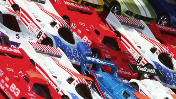 Pay for Colorful Toy Race Cars