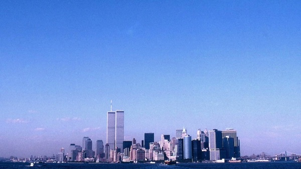 Pay for New York City with World Trade Center, 1999