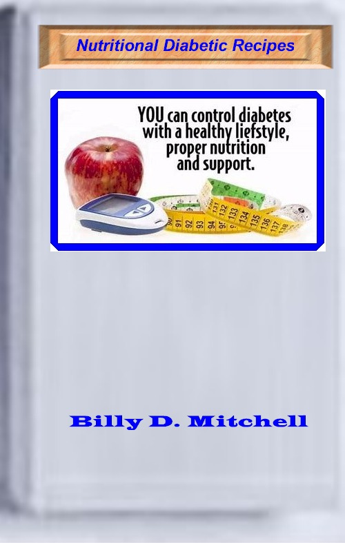 Pay for Nutritional Diabetic Recipes