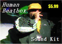 Thumbnail Human Beatbox Sounds Kit