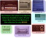 Thumbnail Old School Drum Machine Kits