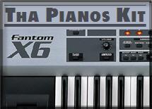 Thumbnail Fantom X6 Pianos Kit