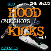 Thumbnail Hood Kicks vol. 1