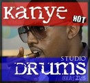 Thumbnail Kanye Exclusive Studio Drums