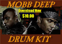 Thumbnail Mobb Deep Drums and Samples Kit
