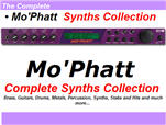 Thumbnail The Complete Mo'Phatt Synths Collection
