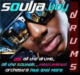 Thumbnail Exclusive Soulja Boy Drums+ Instruments