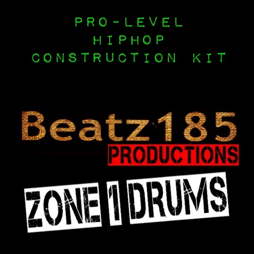 Pay for Beatz185 Zone 1 Drums