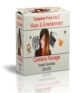 Pay for Entertainment Contracts Package