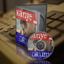 Pay for Kanye Exclusive Studio Drums