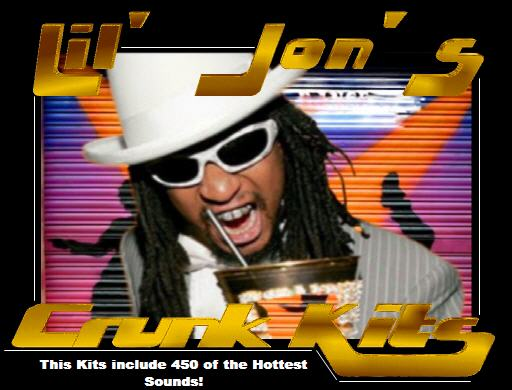Pay for Lil Jon´s Crunk Kits
