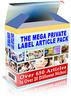 Thumbnail The Mega Private Label Article Pack