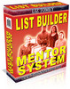 Thumbnail  List Builder Mentor System - Download eBooks